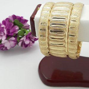 النگو و تکپوش طرح طلا روس